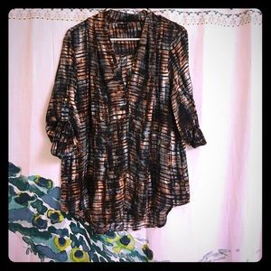 Mossimo blouse size XXL